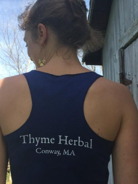 blue Thyme Herbal tank top
