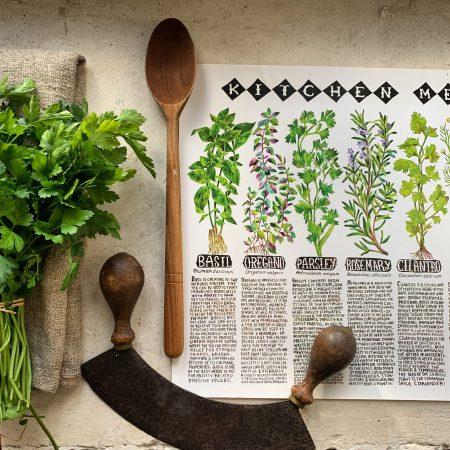 Kitchen Medicine poster